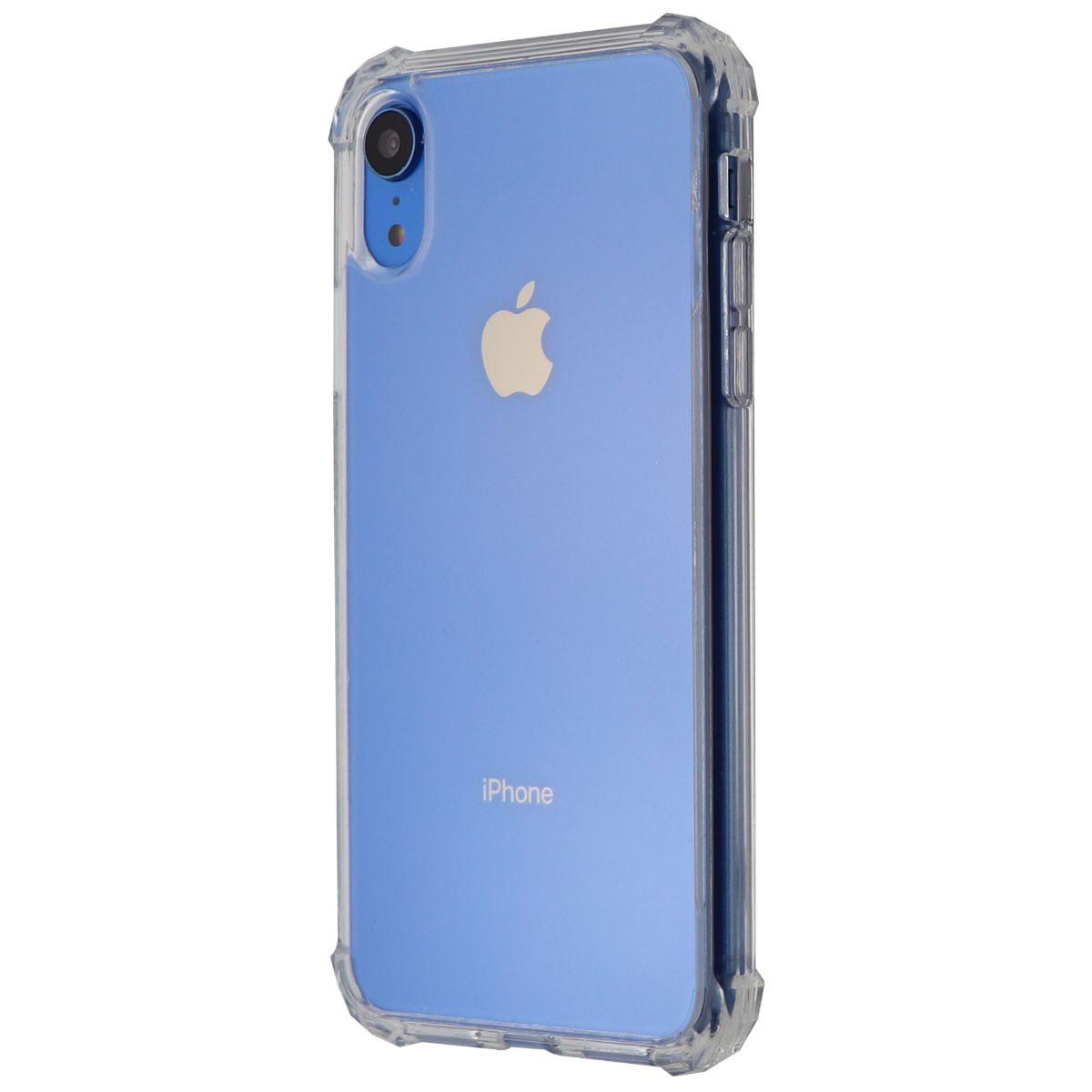 Verizon Wtlpltclcov Clarity Case For Iphone Xr 6 1 Inch Clear Walmart Com Walmart Com