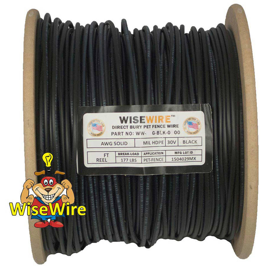 PSUSA WiseWire 20 Gauge Pet Fence Wire, 1000'
