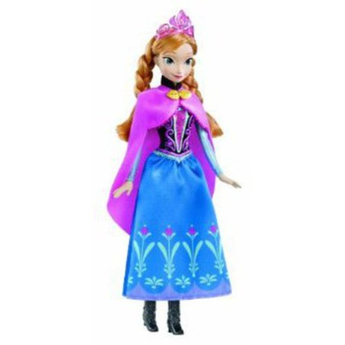 Disney Frozen Sparkle Anna Doll by Mattel, Inc.