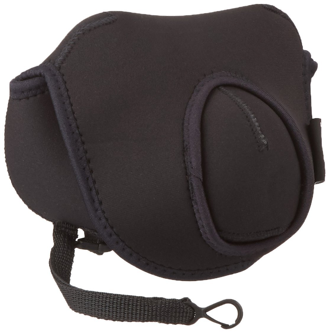 Zing BLACK 501-101 Standard Neoprene Camera Case for DSLR Cameras with Small Prime or 18-55mm Lenses