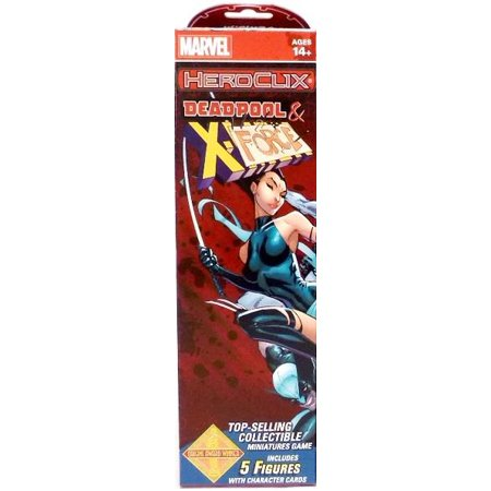 Deadpool and X-Force - Booster Pack
