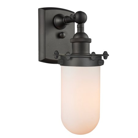 "Innovations Lighting 516-1W Kingsbury Kingsbury 1-Light 12"" Tall Bathroom Sconce"