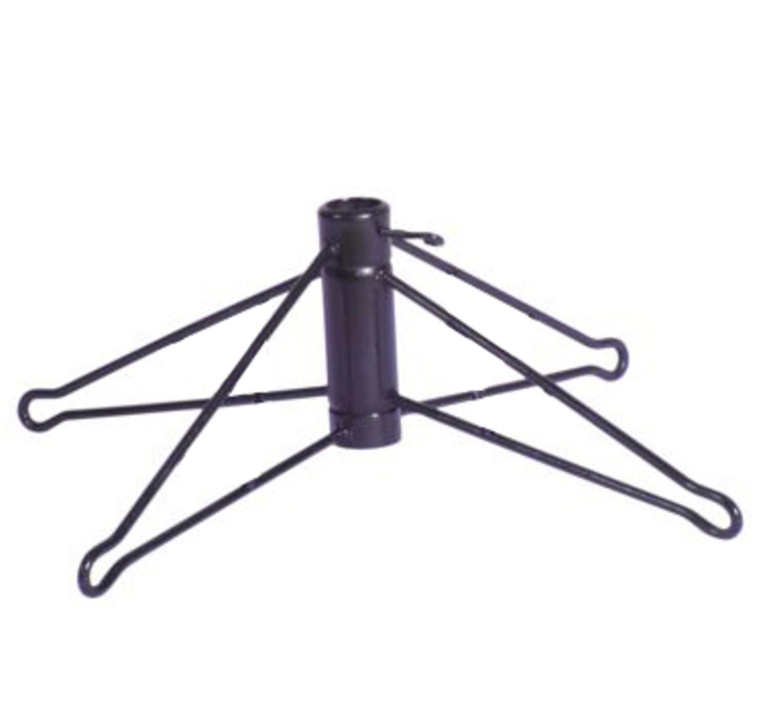 Artificial Christmas Tree Stand.Black Metal Christmas Tree Stand For 6 5 7 5 Artificial Trees
