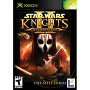 Star Wars Knights of the Old Republic II: The Sith Lords Xbox