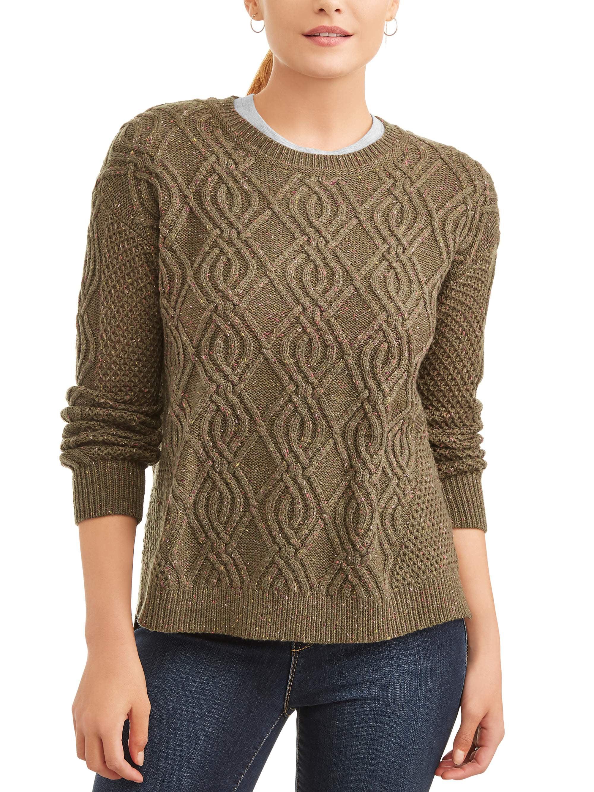Womens Sweaters Walmartcom