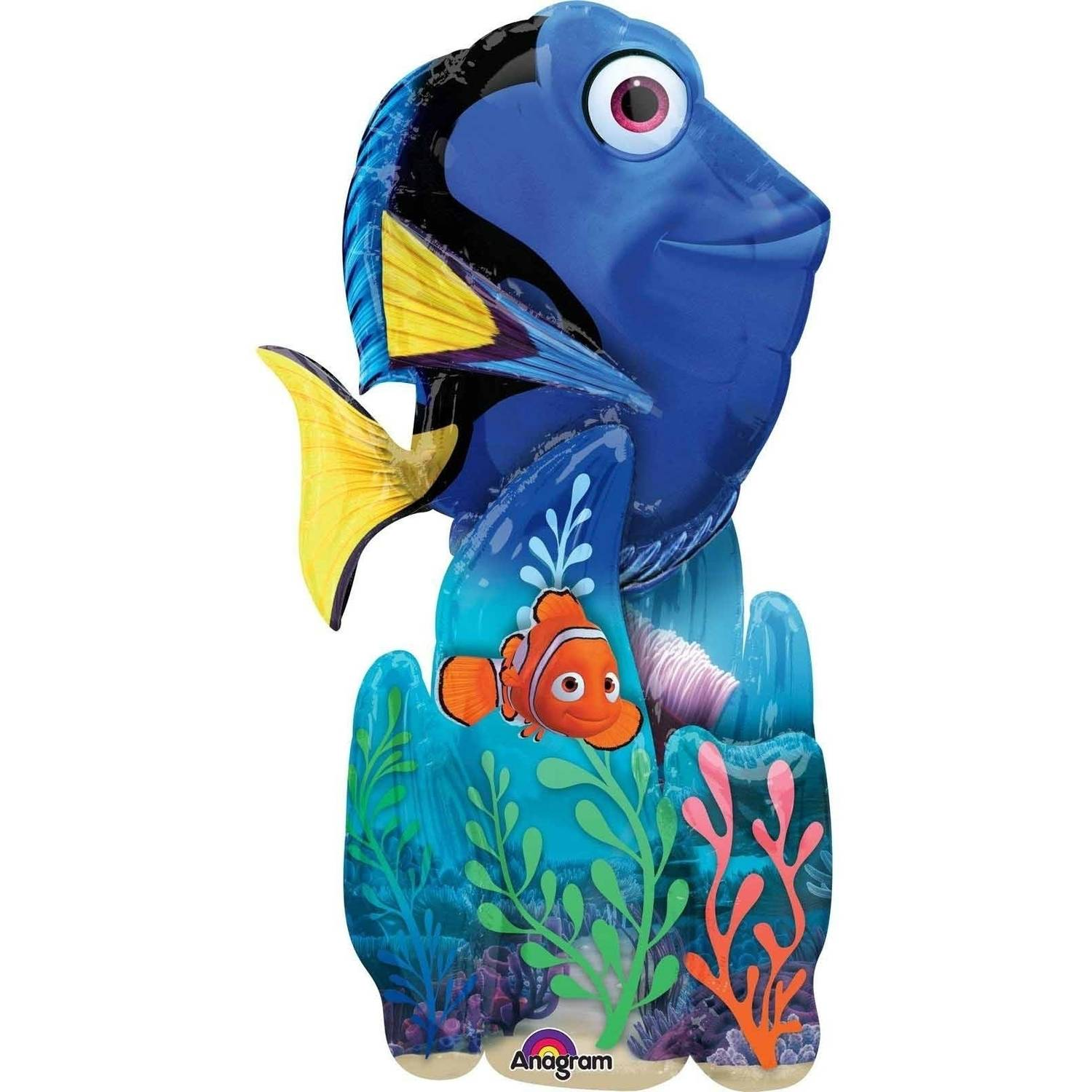 Disney Finding Dory Airwalker Foil Balloon