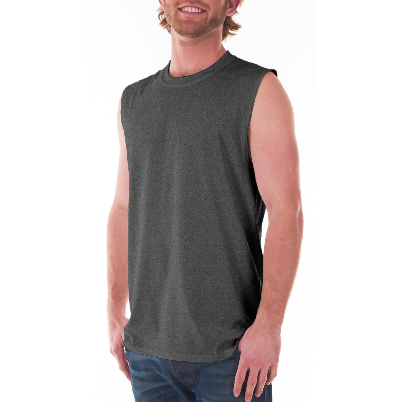Mens Classic Sleeveless T-Shirt
