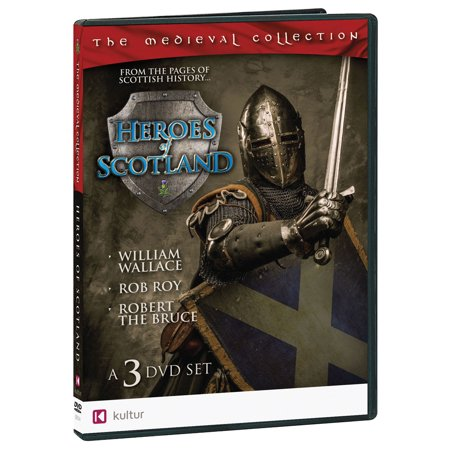 The Heroes Of Scotland (Widescreen)