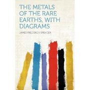 The Metals of the Rare Earths, with Diagrams