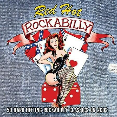Red Hot Rockabilly (Various Artists)