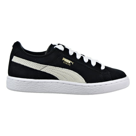 0e24739ba48 PUMA - Puma Suede PS Little Kid s Shoes Puma Black Puma White 360757-01 (11  M US) - Walmart.com