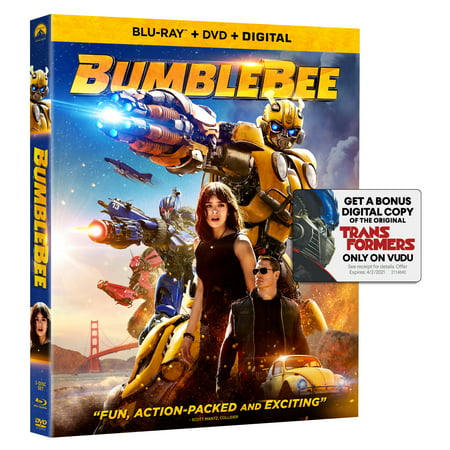 Bumblebee (Blu-ray + DVD) - Halloween Tree Ray Bradbury Movie