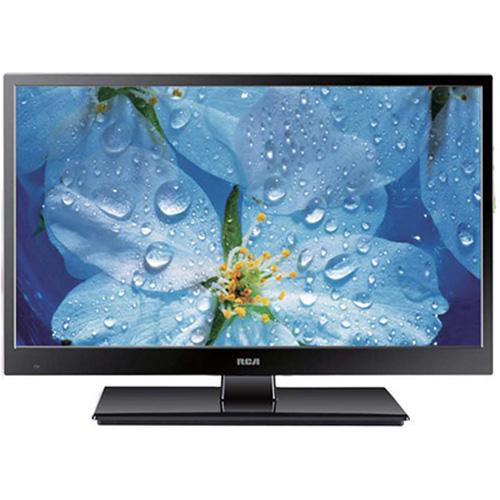 "GE/RCA DECG22DRM 22"" Class LED Full HDTV DVD Combo W/ AC-DC Power"