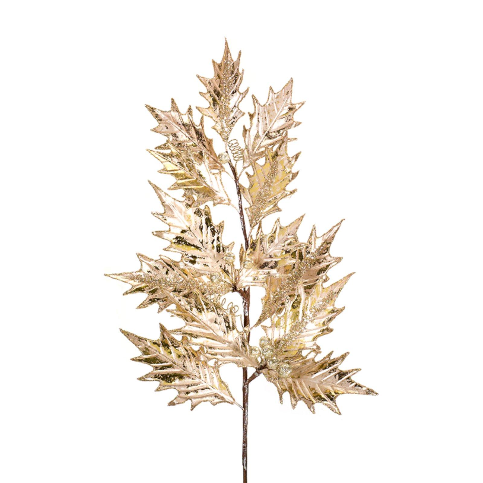Melrose 33 in. Leaf Spray - Set of 6
