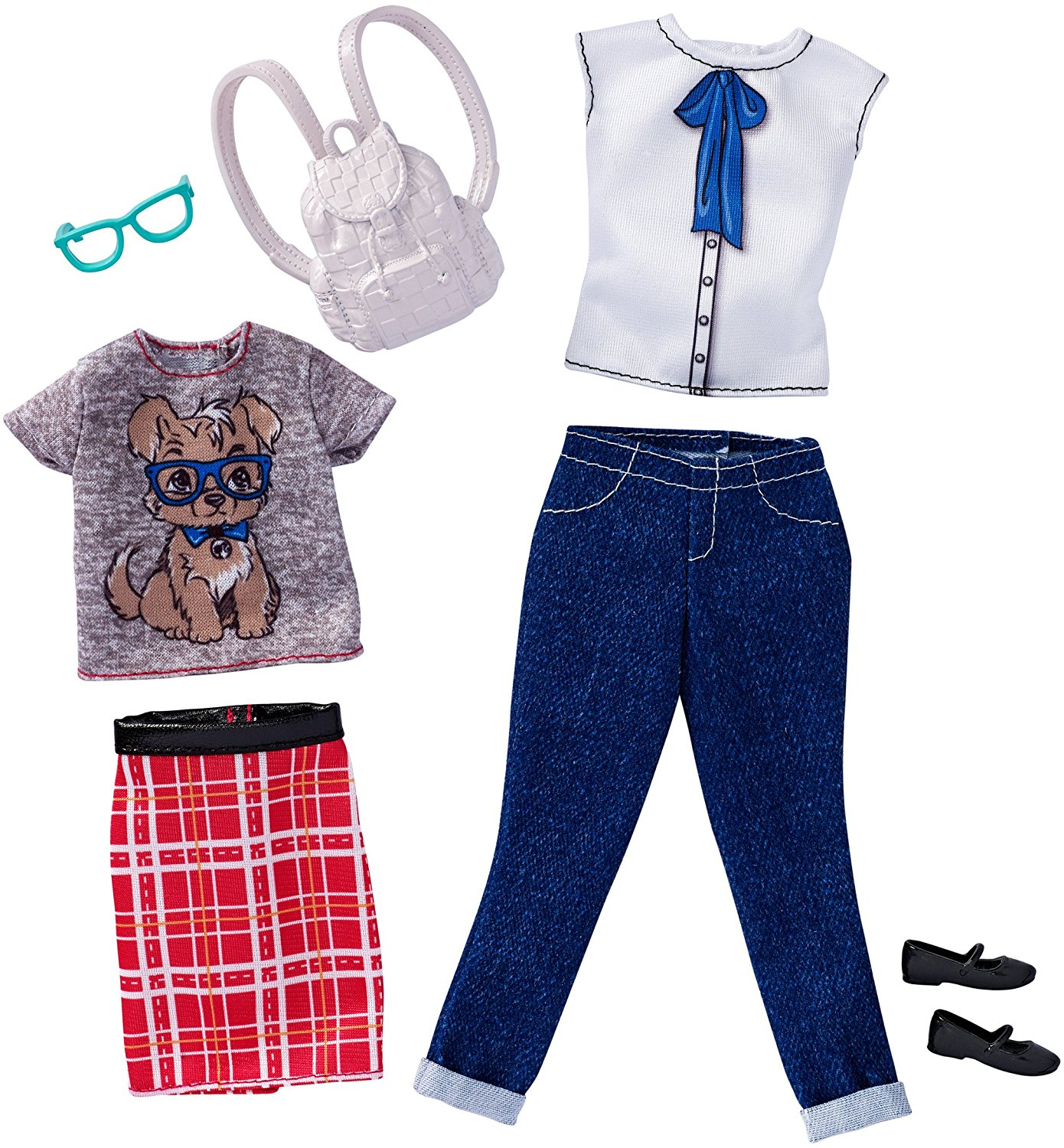 Fashions Geek Chic, 2 Pack - Curvy, Includes two versatil...