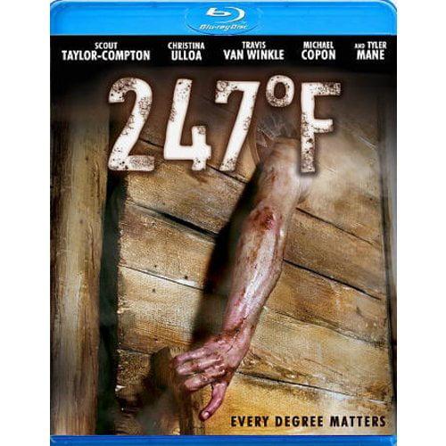 247 Degrees Fahrenheit (Blu-ray)