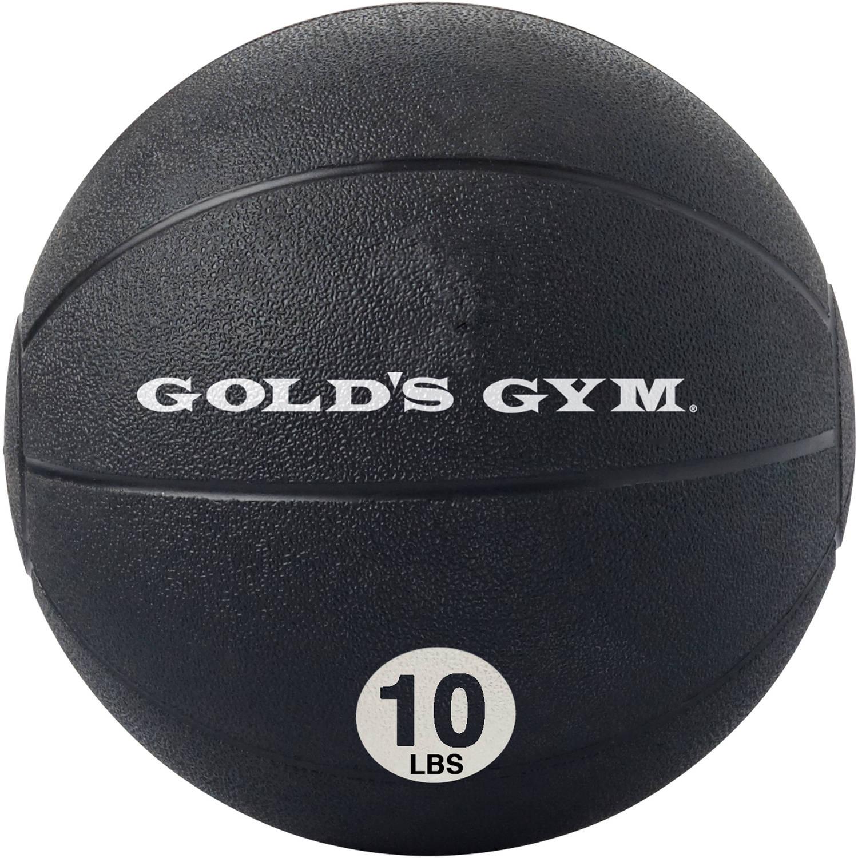 Gold's Gym 10 lb Medicine Ball