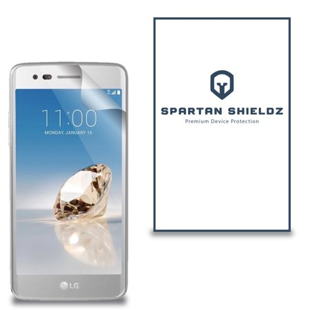 6X - Spartan Shield Premium HD Screen Protector For LG Aristo - 6X for $<!---->