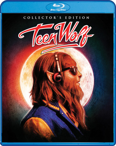 Teen Wolf (Collector's Edition) (Blu-ray) by Gaiam Americas