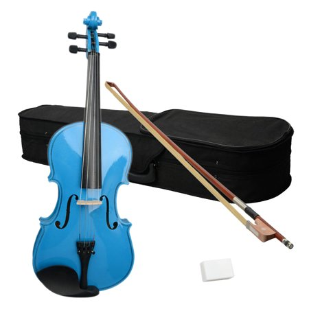 Ktaxon 16 inch Acoustic Viola with Case, Bow, Rosin for Beginners Viola Starter Kit
