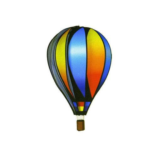 Premier Designs 22 in. Sunset Gradient Hot Air Balloon Wind Spinner