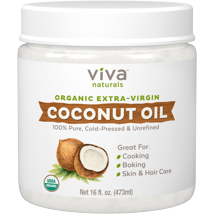 Coconut Oil: Viva Naturals Organic Extra Virgin Coconut Oil