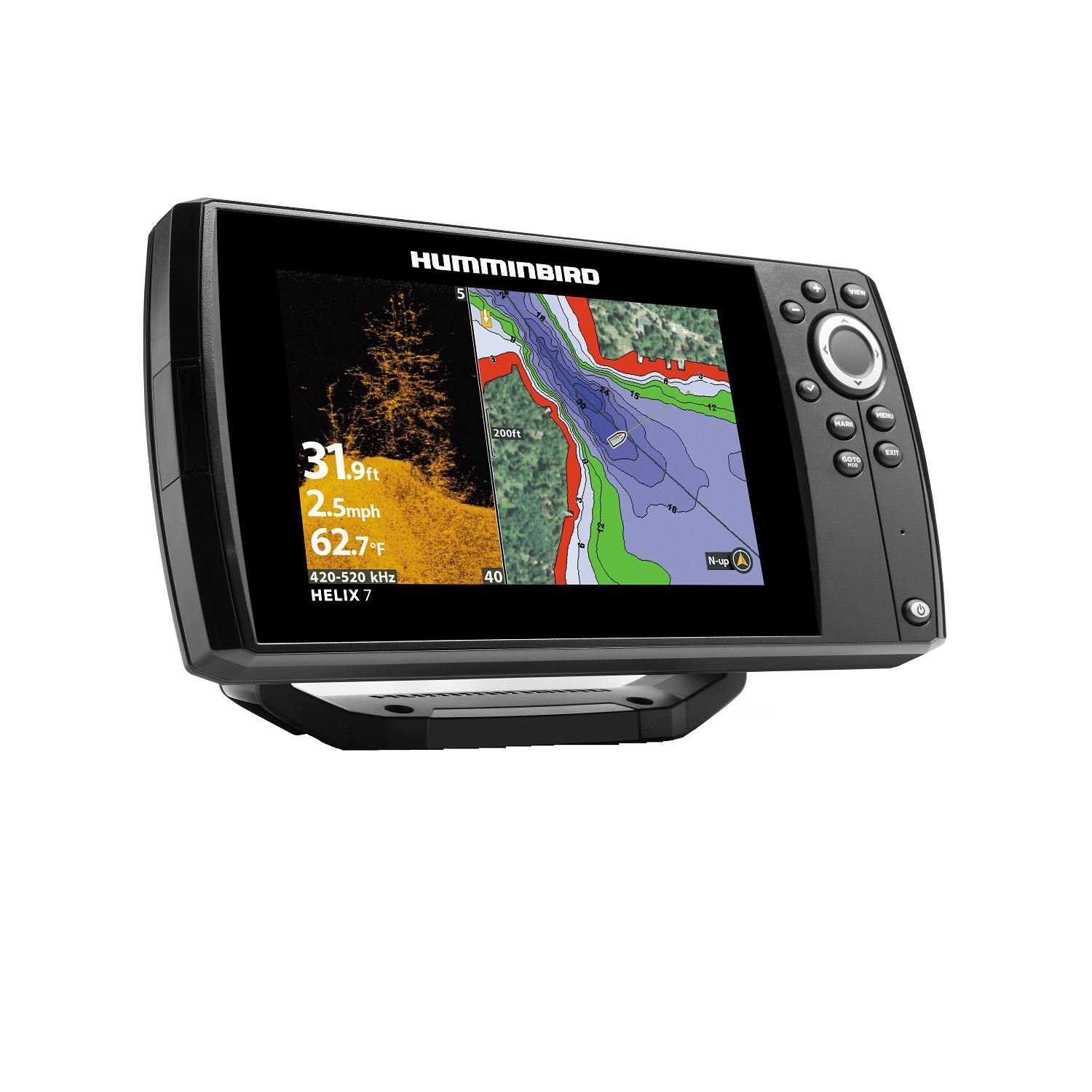 Humminbird Helix 7 CHIRP DI GPS G2 by Johnson Outdoors