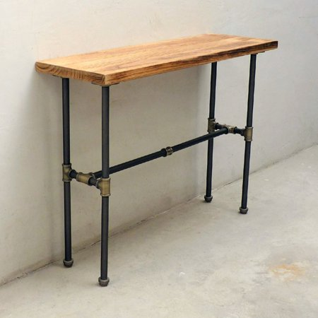Furniture Pipeline Corvallis Industrial Console Table ()