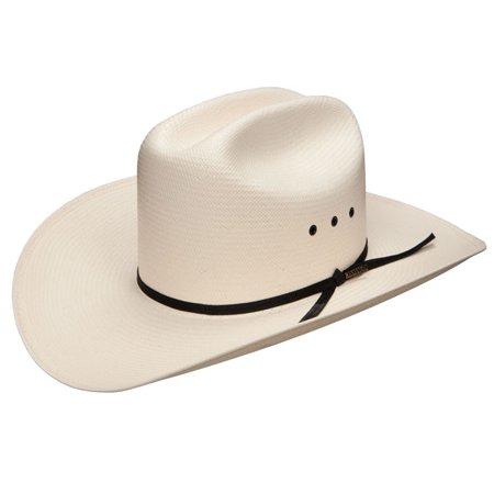 Resistol Cowboy Hats - Resistol Long Cattleman - (10X) Straw Cowboy Hat -  Walmart.com fcaf0fee9da