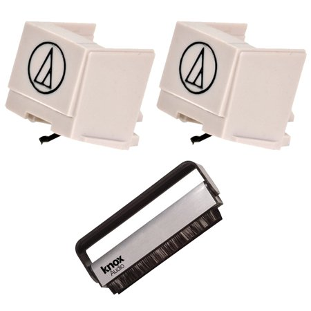 Audio-Technica Replacement Stylus for AT3600L Bundle (2 Pack)