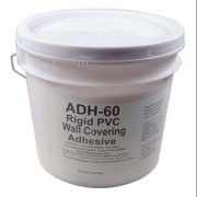 PAWLING CORP ADH-60-5 Wall Covering Adhesive,5 gal.