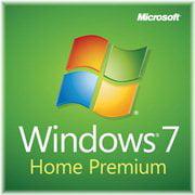 Microsoft Windows 7 Home Premium With Sp1 32 Bit Operating System  Pc