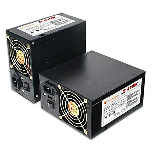 Thermaltake 430-Watt ATX Power Supply