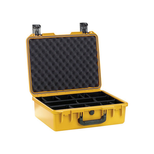 Pelican Storm Shipping Case without Foam: 15.2'' x 19.2'' x 7.3''