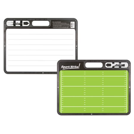 Classic Football Dry-Erase Board by Sport Write - 16.5