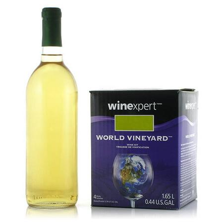 Italian Pinot Grigio 1 Gallon Wine Kit from World