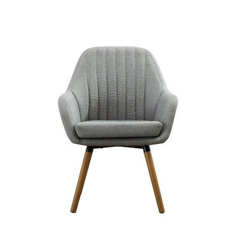 Tremendous Roundhill Furniture Tuchico Contemporary Fabric Accent Chair Tan Inzonedesignstudio Interior Chair Design Inzonedesignstudiocom