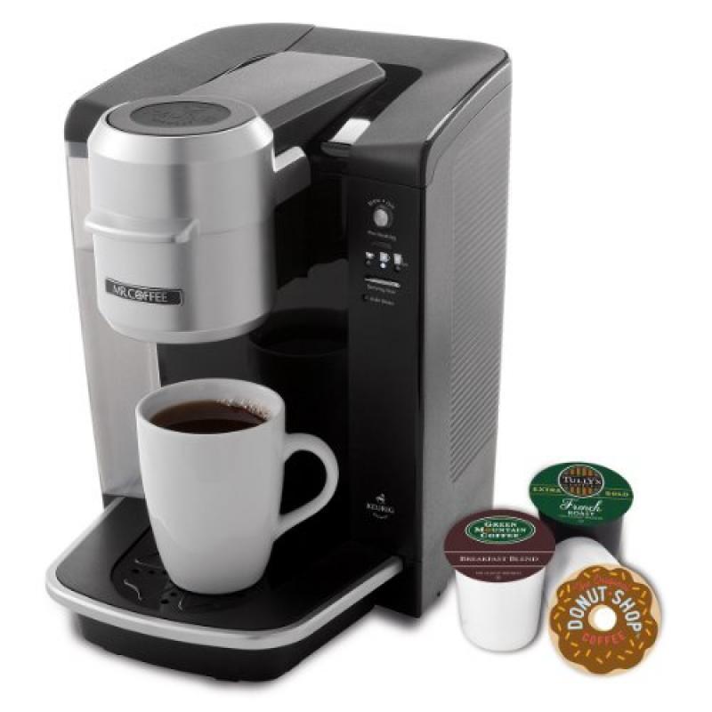 Mr Coffee Single Serve Coffee Brewer BVMC-KG6-001, 40-Oun...