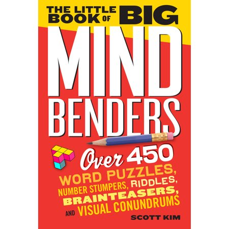 Little Book of Big Mind Benders - Paperback (Mind Benders C2 Deductive Thinking Skills Answers)