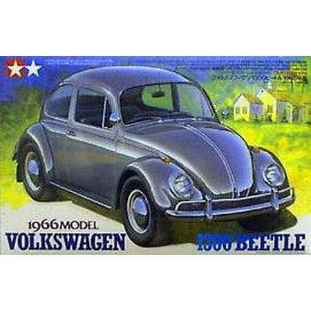 1966 Volkswagen Beetle Model Car 1/24 Tamiya - image 1 de 1