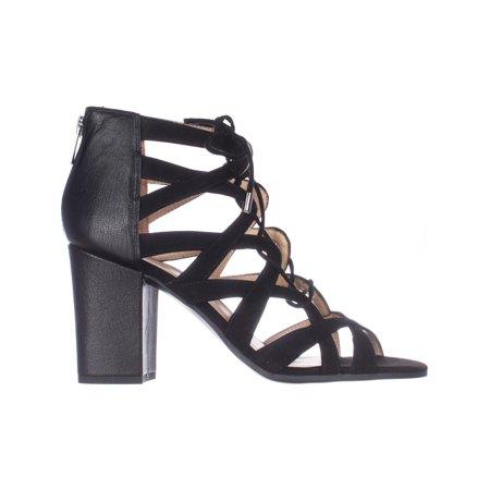5f96b3e9f225 Franco Sarto Meena Heeled lace-up Sandals