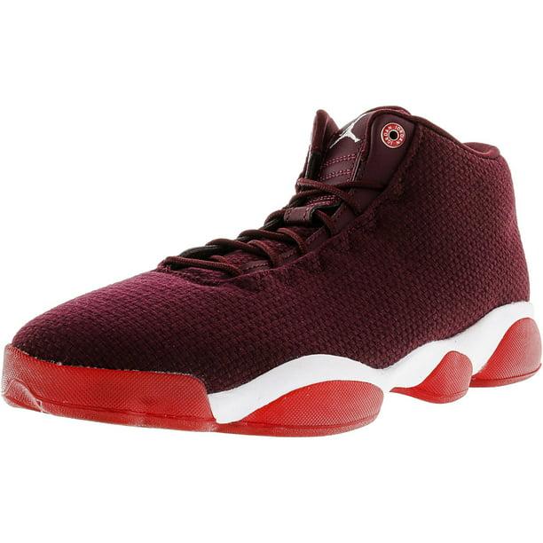 Nike - Nike Men's Jordan Horizon Low Night Maroon / White Gym Red ...