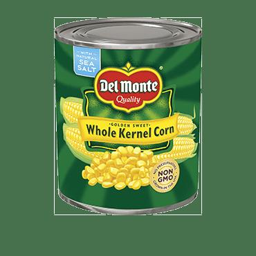 del monte golden sweet whole kernel corn 106 oz walmart com