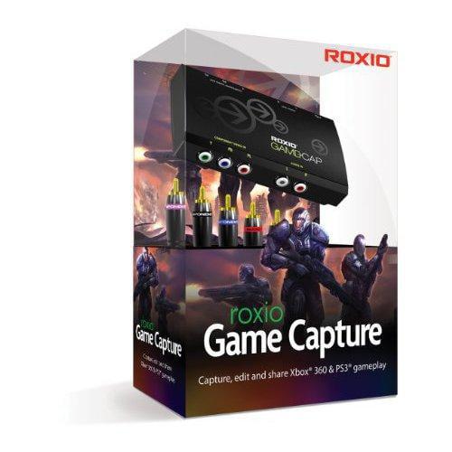 ROXIO GAME CAPTURE - XBOX 360/PS3