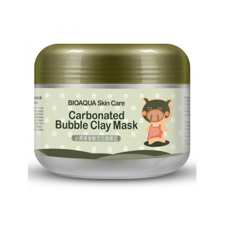 Oxygen Bubbles Carbonate Mud Mask Deep Clean and Clear Whitening