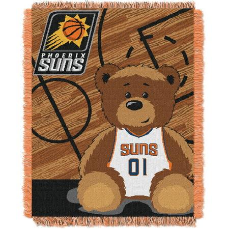 - Phoenix Suns The Northwest Company 36'' x 46'' Baby Jaquard Throw - No Size