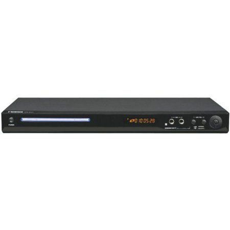 Naxa NAXND837B 5.1-Channel Progressive Scan DVD Player