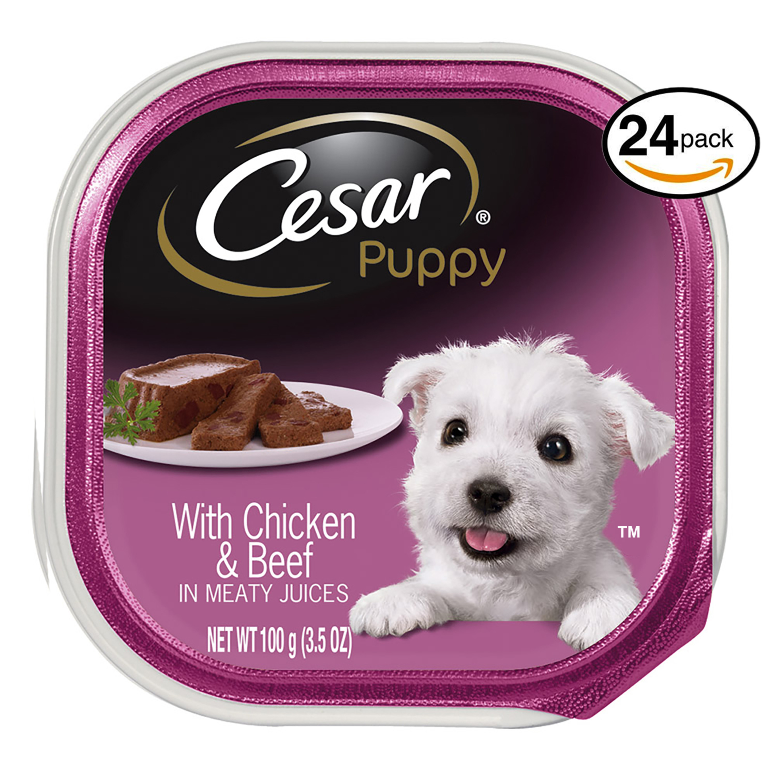 Dog food Caesar: composition, reviews. Super-premium food for dogs