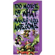 "Teenage Mutant Ninja Turtles ""Awesome"" Inspirational MDF Wall Art"