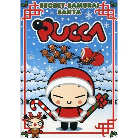 Pucca: Secret Samurai Santa